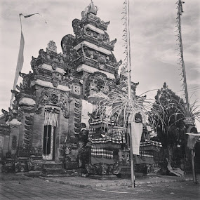Tangkas by Putu Purnawan - Buildings & Architecture Places of Worship ( temple )