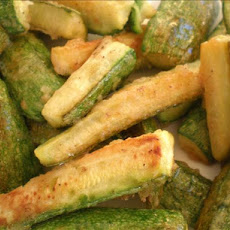 Sautéed Zucchini With Lemon