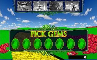 Screenshot of Wonderful Wizard of Oz Slot