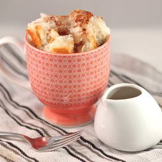 2-Minute French Toast in A Cup