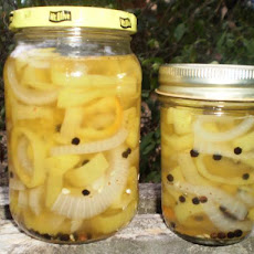 Joe's Sweet Pickled Banana Peppers