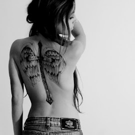 by Cassandra Buck-Photography - People Body Art/Tattoos