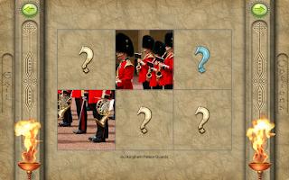 Screenshot of FlipPix Jigsaw - Great Britain
