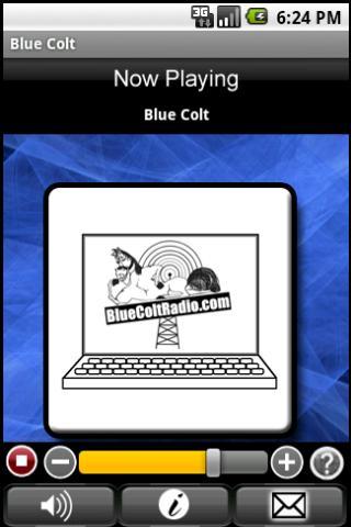 Blue Colt
