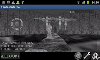 Screenshot of Dantes Inferno