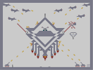 Thumbnail of the map 'aliens attack'