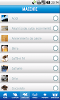 Screenshot of WashApp