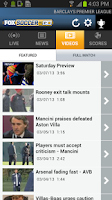 Screenshot of Fox Soccer 2 Go