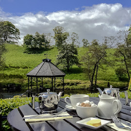 Afternoon tea by Angela Higgins - Food & Drink Alcohol & Drinks