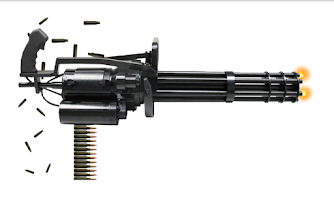 Screenshot of Minigun Shooter