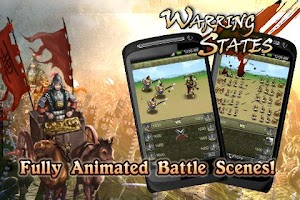 Screenshot of Warring States Gold