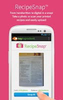Screenshot of Key Ingredient 1.7 MM Recipes