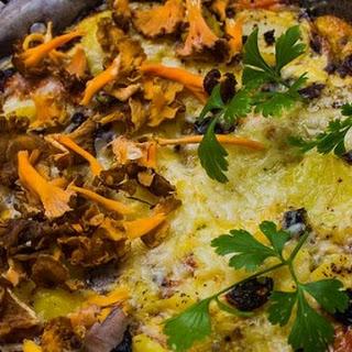 Spanish Mushroom Salad Recipes