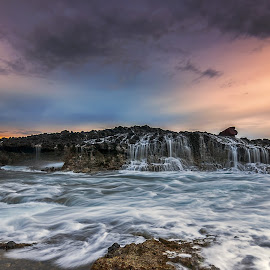 The Gate by Aditya Permana - Landscapes Waterscapes