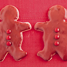 Chocolate-Covered Gingerbread Kids