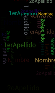 Mi Nombre - screenshot