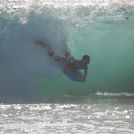 Bodyboarding by Isaac Scoville - Sports & Fitness Surfing ( water, boogie, boogieboarding, aliso creek, sponging, surfing, ocean, surf, bodyboarding )