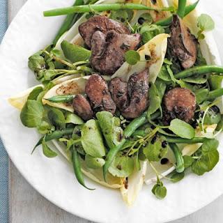 Chicken Liver Salad Recipes