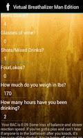 Screenshot of Drunk Thumbs Breathalyzer