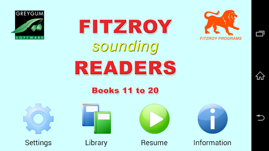 Fitzroy 11-20 - screenshot