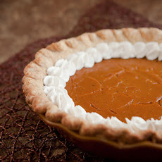 Voluptuous Pumpkin Pie