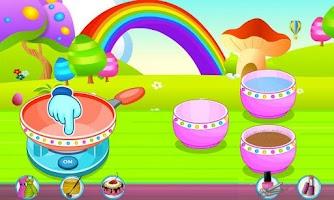 Screenshot of Chocolate Cupcakes
