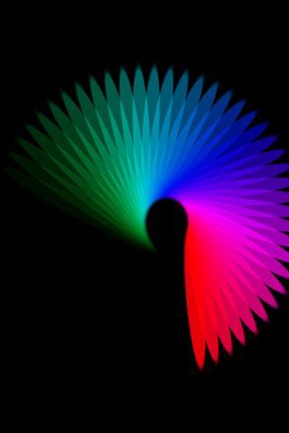 【免費個人化App】RainbowTails LiveWallpaper-APP點子