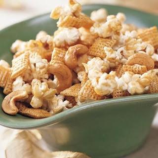 Fat Free Caramel Corn Recipes