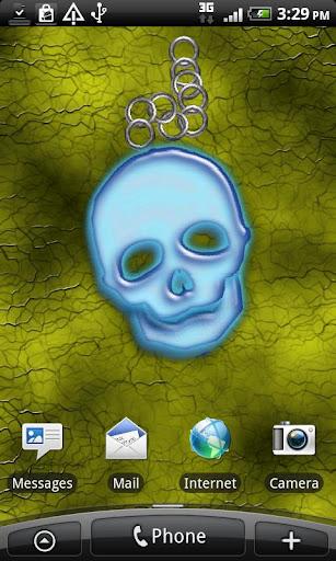玩個人化App|青スカルライブ壁紙免費|APP試玩