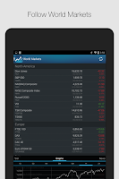 Screenshot of Ticker : Stocks Portfolio Mgr