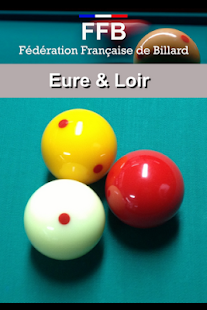 CD Billard Eure et Loir - screenshot