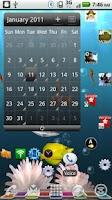 Screenshot of More Icons Widget