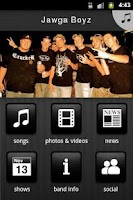 Screenshot of Jawga Boyz