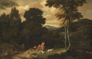 RIJKS: Jacob Esselens: painting 1687