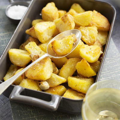 Really Easy Roasties