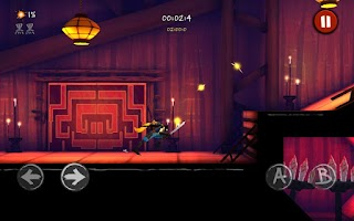 Screenshot of Shadow Blade Lite