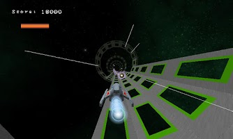 Screenshot of Tube Racer 3D
