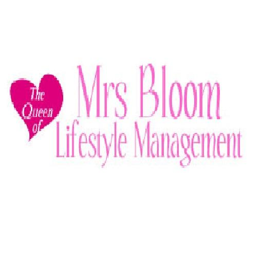 Mrs Bloom 商業 App LOGO-APP試玩