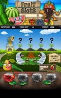 Screenshot of Fruit Cocktail Slot Machine HD