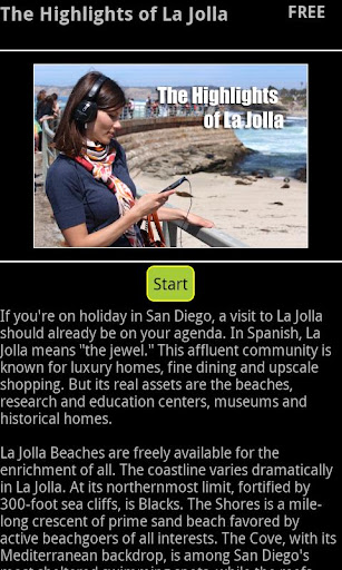 Travoza Audio Guide- San Diego