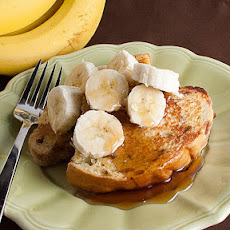 Cinnamon Burst French Toast