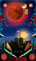 Screenshot of Pinball Invaders