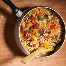 Ratatouille Risotto Recipe