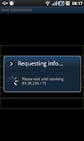 Screenshot of IP Lookup