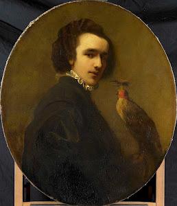 RIJKS: Christoffel Bisschop: painting 1880