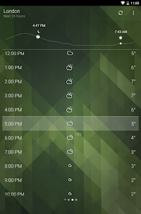 Weather Screenshot