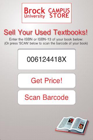 Sell Book Brock