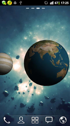 悠悠壁纸之宇宙行星