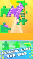 Screenshot of Preschool Puzzle Games