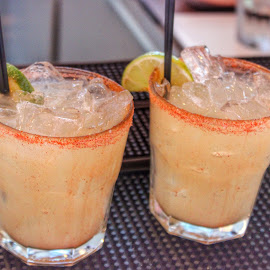 Lychee Margaritas by Tara Bauman - Food & Drink Alcohol & Drinks (  )